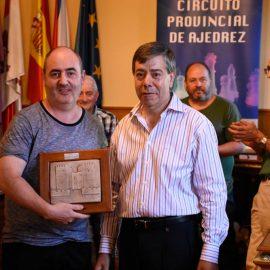 Cronica deportiva VII Open internacional Ciudad de Medina de Pomar – Iruzubieta sorprende a Hoffman