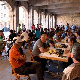 Final de la semana grande del ajedrez en Medina de Pomar