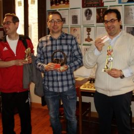 X Torneo de ajedrez Montañas de Burgos Medina de Pomar  (15-04-17)