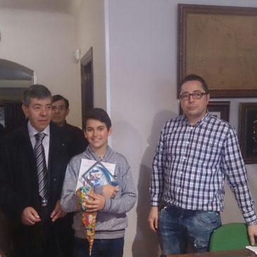 I Torneo de ajedrez Infantil Medina de Pomar (01-04-18)